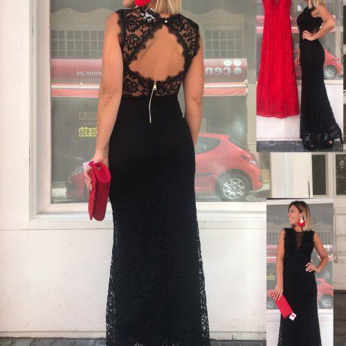 vestido sirena encaje portada