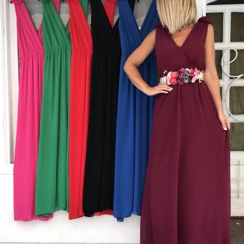 vestido vanesa colores