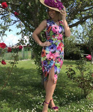 vestido silvia